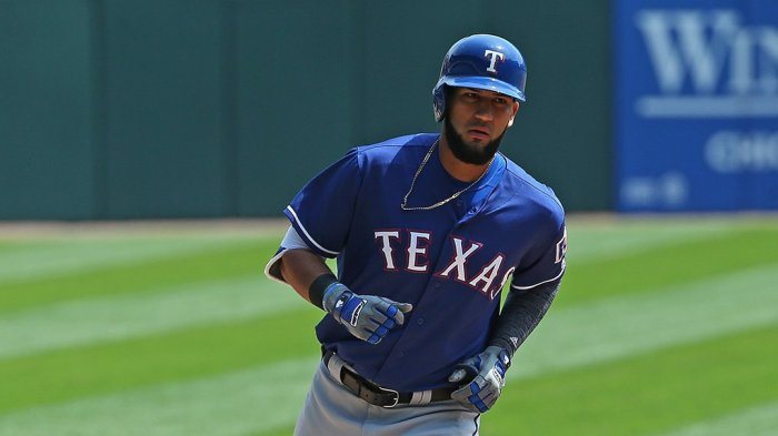 Rangers Rookie Nomar Mazara Shines in First Two Weeks