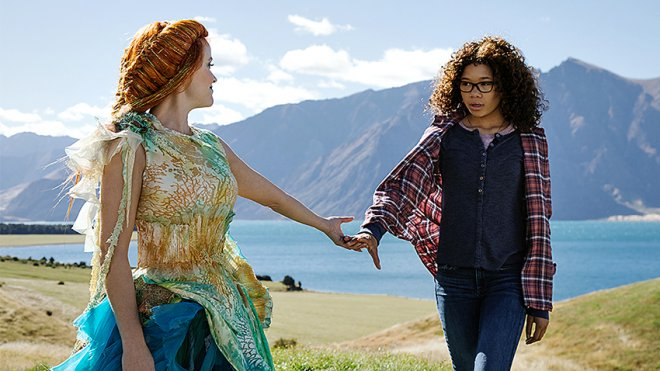 Ava DuVernay's empathy saves the groundbreaking 'Wrinkle in Time' from getting lost